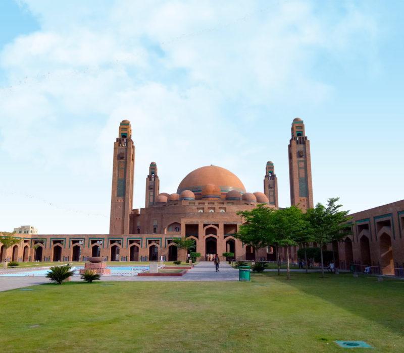 Grand Jamia Masjid