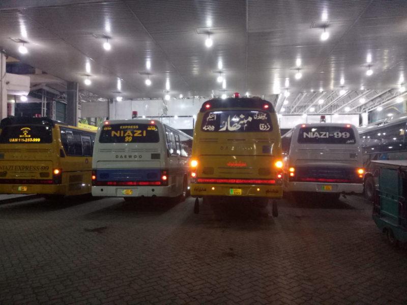Niazi Bus Service