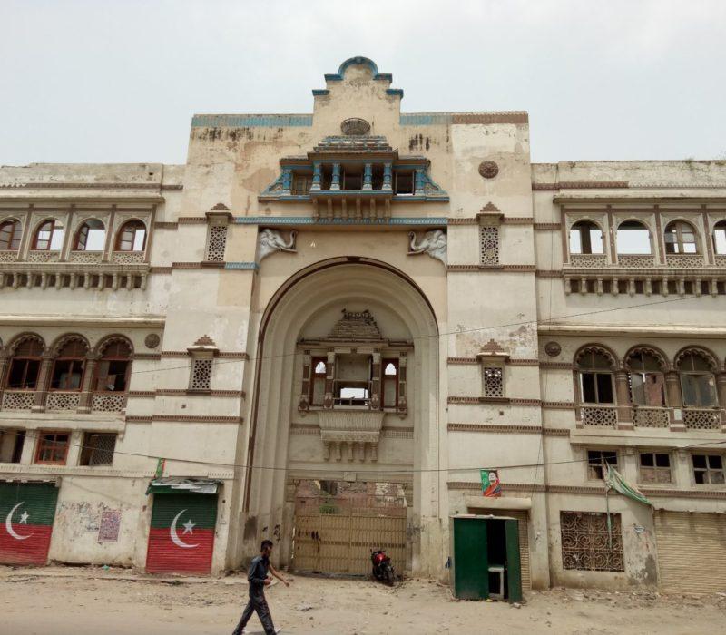 Lakshmi Mansion