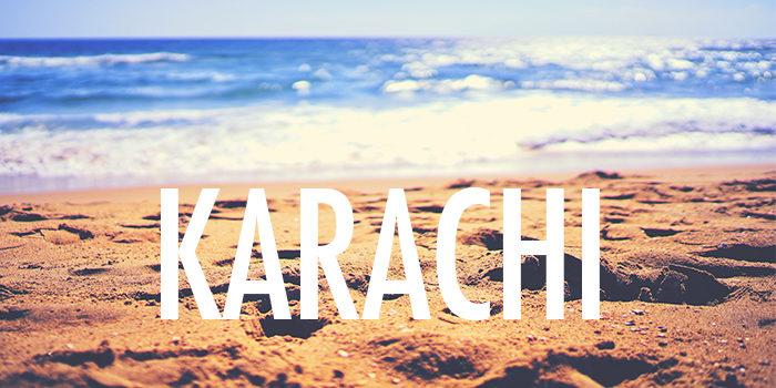 Charcoal + Gravel Karachi