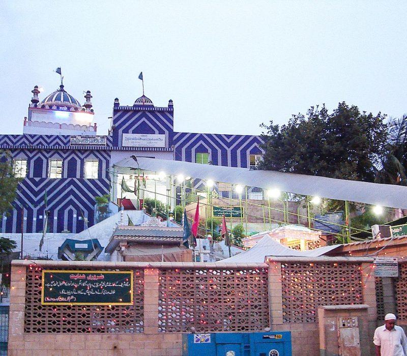 Abdullah Shah Ghazi Mazar