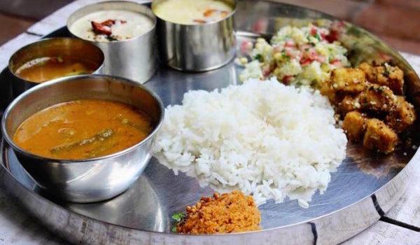 maharaj karamchand vegetable foods inn