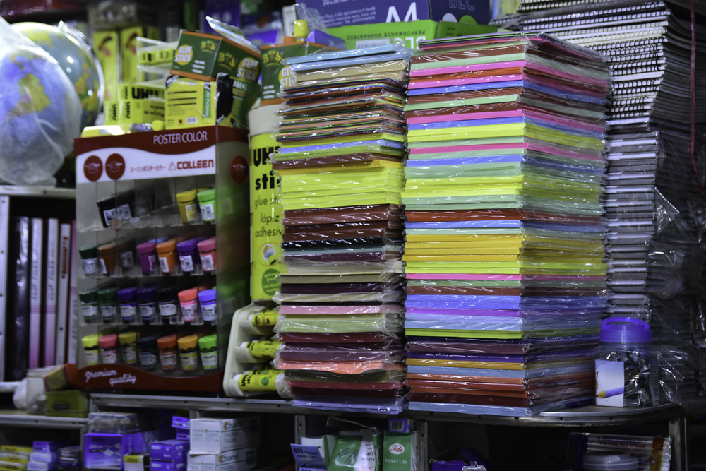 Urdu Bazaar Karachi: A Specter of the Revolution | Charcoal