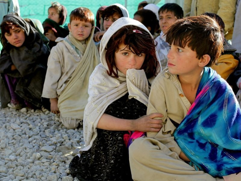 charity organizations in pakistan refugees